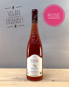 Delicious biodynamic Tavel Rosé wine - Florence Mejan Rhone nfizz wines