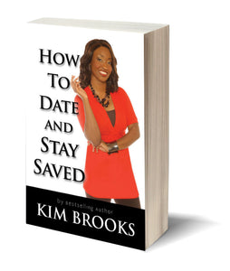 How To Date and Stay Saved (E-Book Instant Download)