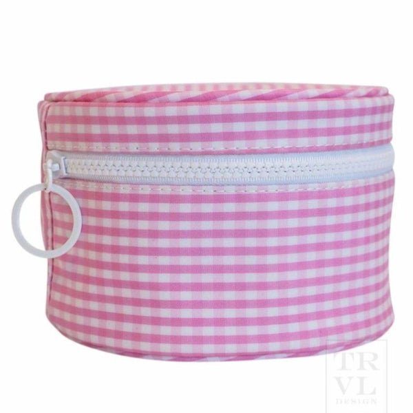 Gingham Round Up Pink