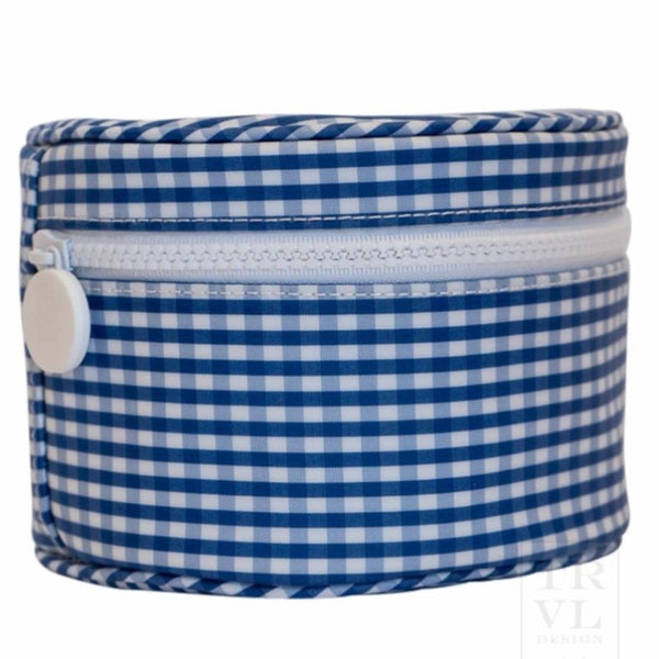 Gingham Round Up Royal Blue