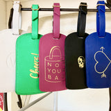 Boulevard Luggage Tags