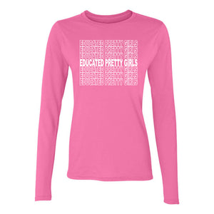 """EPG"" Repeat 🔁💕long sleeve tee"