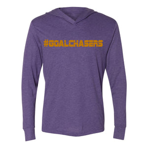 #GoalChasers T-shirt hoodies