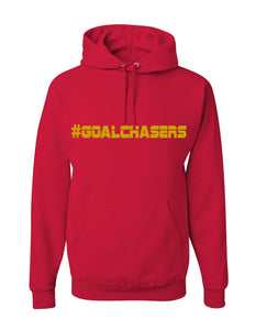 #GoalChasers Hoodies