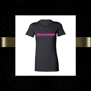 #GoalChasers T-shirts