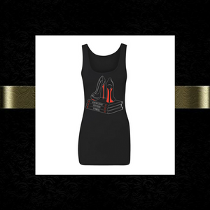 """Knowledge, Success, Power"" Tank Top"