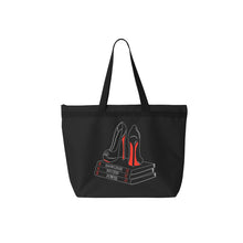 """Knowledge, Success, Power"" large tote bag"