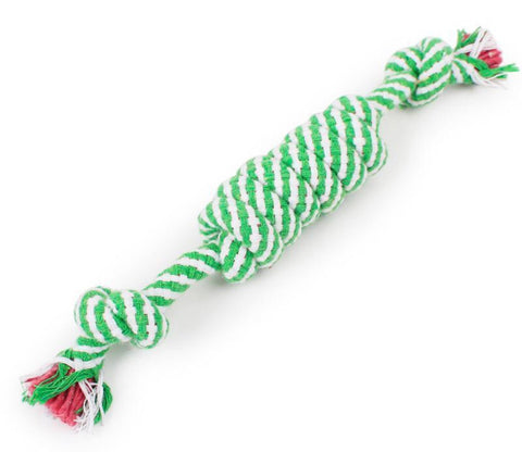 Teeth Cleaning Chewy Rope Toy