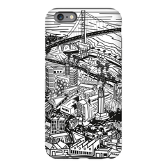Golden Gate - San Francisco, premium phone cases, very durable