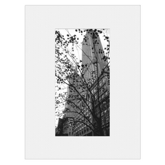 Autumn in NY - digital art, wall art, canvas wrap, ready to hang