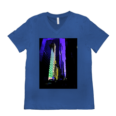 42nd Str - New York, high quality t-shirt with artwork