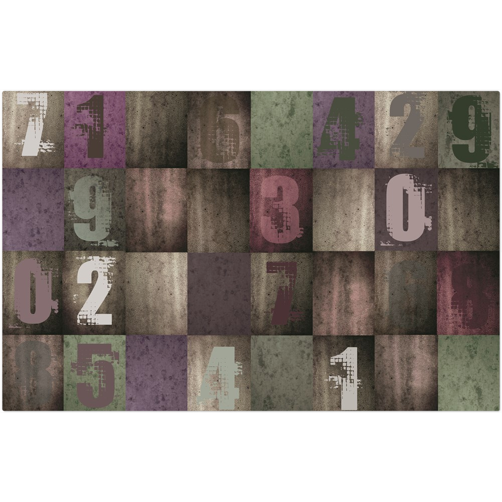 Placemat numbers II