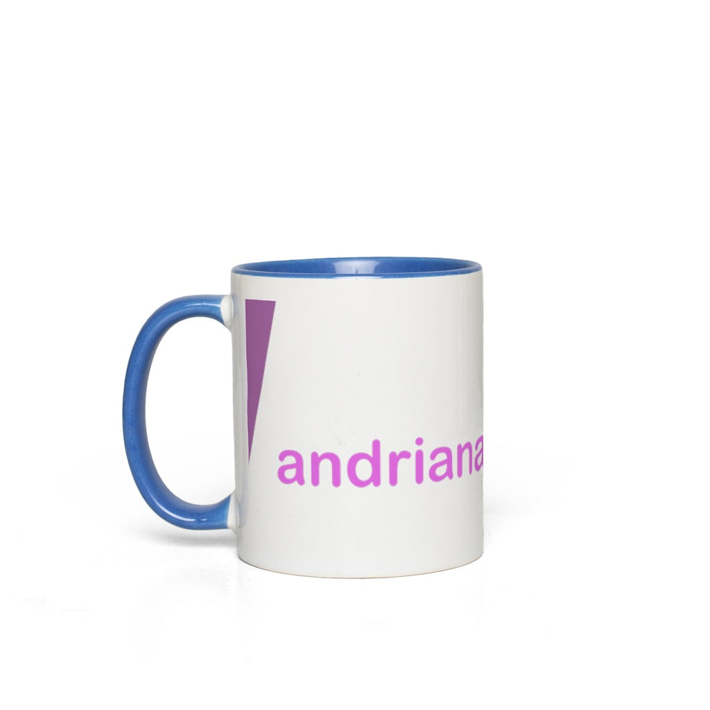 Personalized Accent Mugs