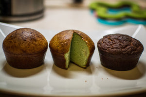 Protein Packed Muffins- 3 Weeks Nutrition Recipes