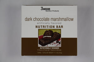 Dark Chocolate Marshmallow Nutrition Bar (7ct)