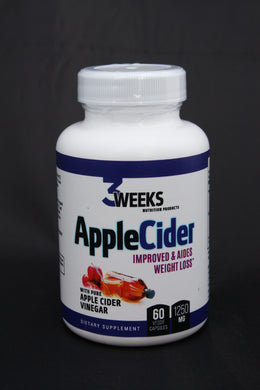 Apple Cider Vinegar (60ct)