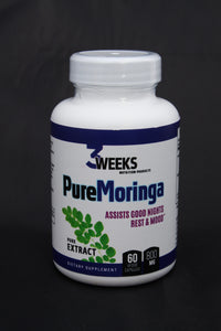 Pure Moringa 800mg (60ct)