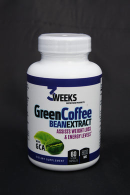 Green Coffee Bean (60ct)