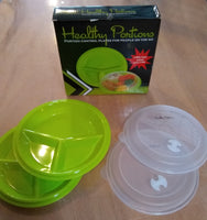 Portion Control Plates