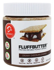 Fluff Butter- Protein Infused Peanut Spread