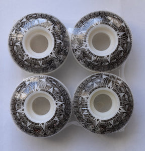 SPECIAL: Skateboard 'T' Tool + Set of 4 Outcast Wheels™