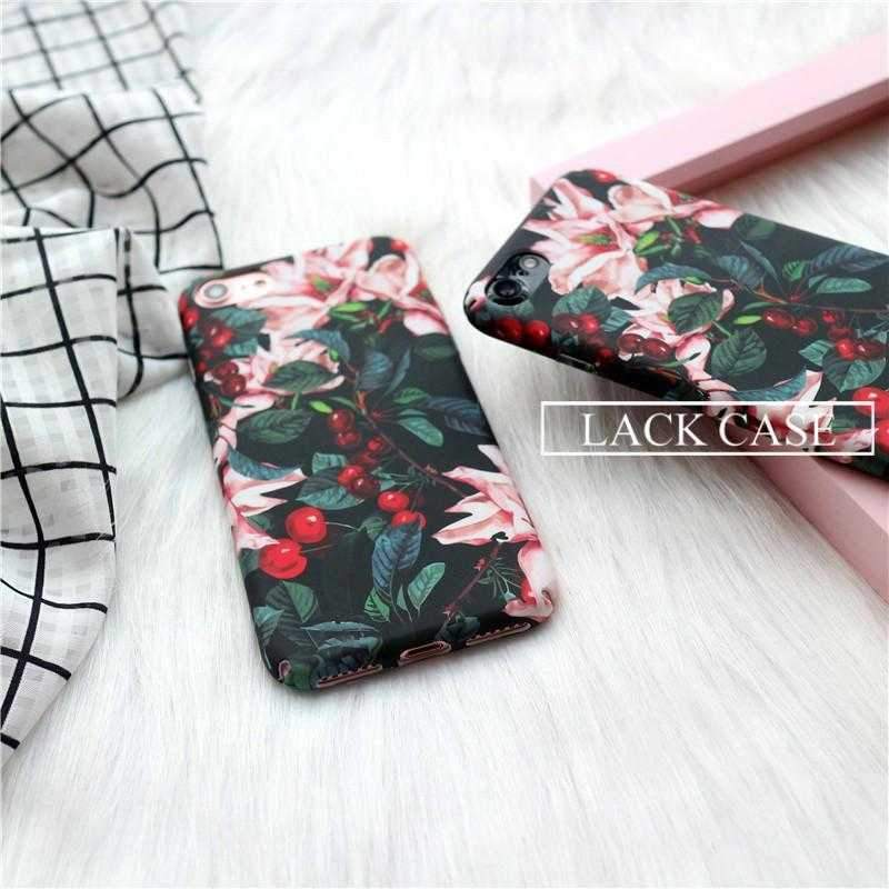 Flowers Floral Cases For iPhone - Pink Panda Store