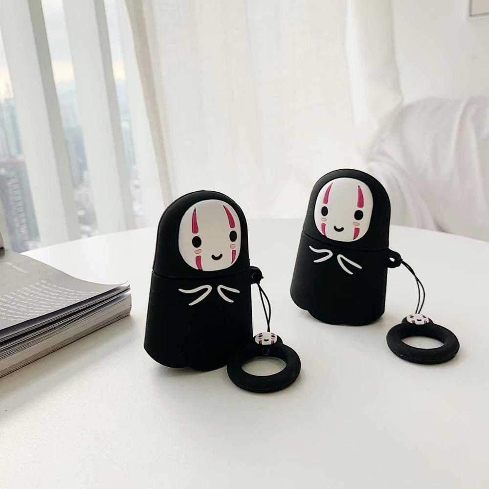 No Face Airpods Case 3 - Pink Panda