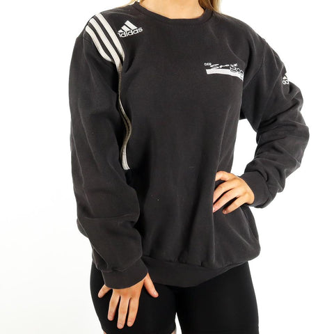 Adidas  Sweatshirt in Black