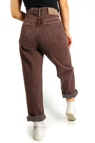 Calvin Klein  Jeans in Brown