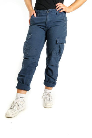 Carhartt Cargo Pants in Navy