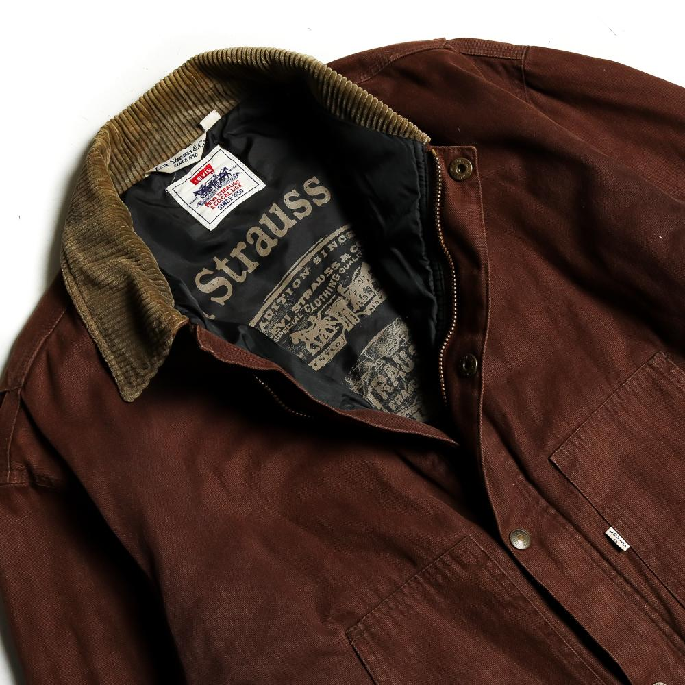 Levi's   Jacket in Brown