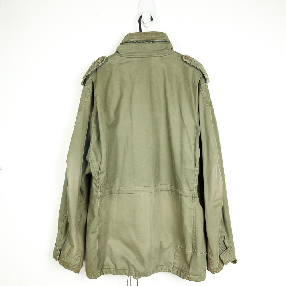 Polo Ralph Lauren Parka Jacket in Green
