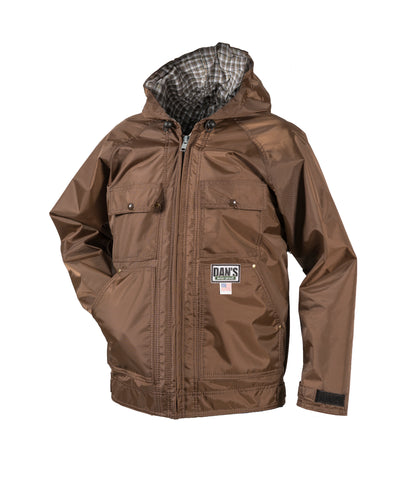 Sportsman's Choice Coat with Hood