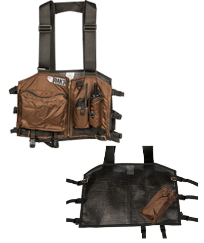 Mesh Strap Vest for Hunting Accessories