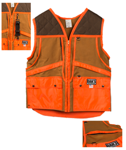 Dan's Hunting Gear Upland Game Vest