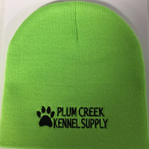 Plum Creek Beanie Green