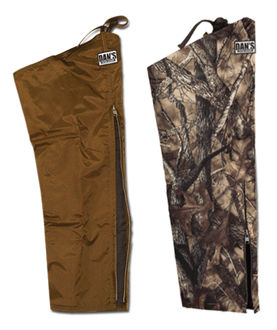 Dan's High-N-Dry Waterproof Briarproof Chaps