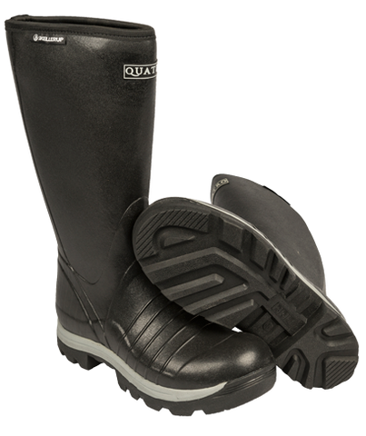 Quatro Boots Insulated Durable Flexible