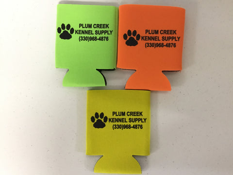 Plum Creek Koozies