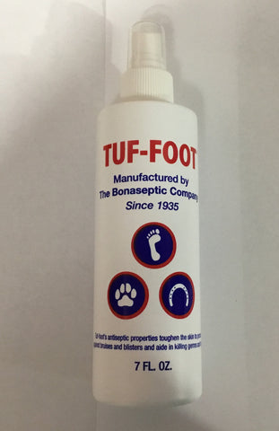 Tuf-Foot Toughen and Protect Skin