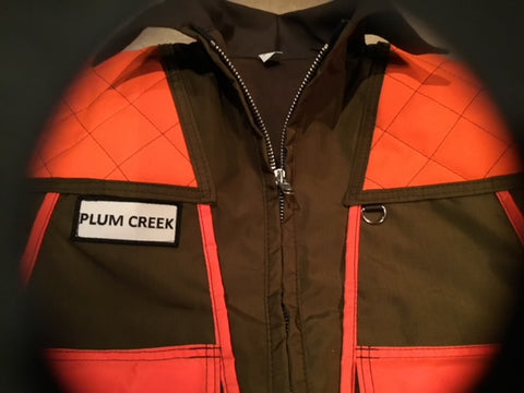 Plum Creek Front Loader Coat