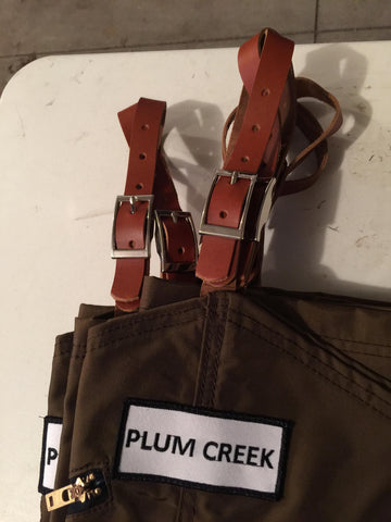 Plum Creek Briar-proof water-proof Chaps