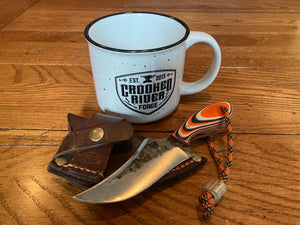 Crooked River Forge Coffee Cup