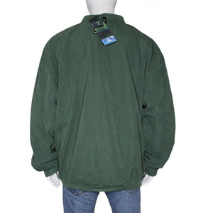 Colorado Authentic Timberline Water Resistant Pullover Jacket, Green, Sz 4XL NWT