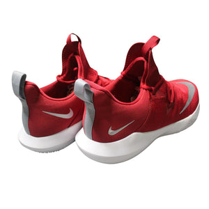 Nike Zoom Shift 2 TB Basketball Shoes, Burgundy White, Size 17.5 NEW $140