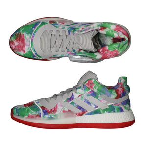 G28750 Adidas Marquee Boost Low Shoes Basketball, Multi X-Mas, (Size 14.5) NWOT $120