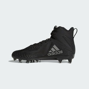 CG4404 Adidas Freak X Carbon Mid Cleats Football, Black, Size 11 NEW $90