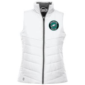 Ladies' Holloway Quilted Vest