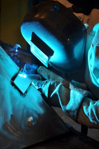 MIG welding is used in almost all industries to form and repair joints between metals.