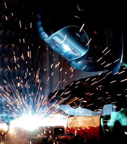 MIG welding is a versatile method of welding used in a wide range of industries.